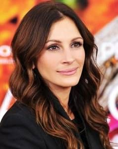 Julia Roberts39 Mahogany Hair Color  Hair Ideas  Pinterest  Warm Color