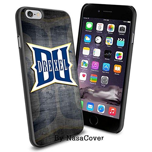 NCAA University sport Drexel Dragons , Cool iPhone 6 Smartphone Case Cover Collector iPhone TPU Rubber Case Black [By NasaCover] NasaCover http://www.amazon.com/dp/B0140MXT7O/ref=cm_sw_r_pi_dp_GgZ3vb1ZZ12BP