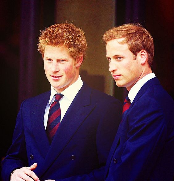 prince harry is the only cute red head i will EVER think is cute!