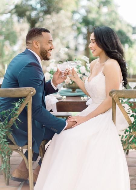 How One Couple Celebrated Each Chapter of Their Love Story During Their Vow Renewal
