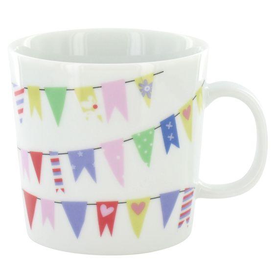 sweet... tea...me...high tea mug in box from Paperchase