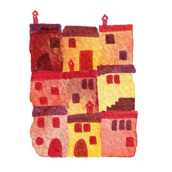 Squirrell Tuscan Holiday ($20) via Polyvore