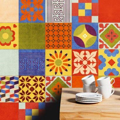 vinilos azulejos de cocina - Buscar con Google