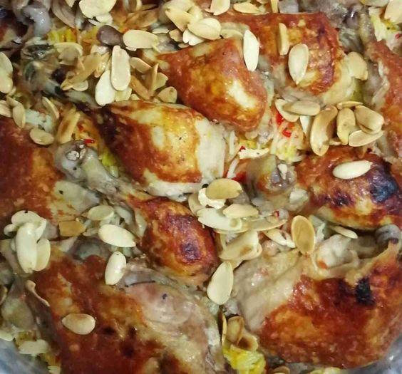 مندي الجاج المدخن ملكة الطبخ زاكي In 2021 Main Dishes Food Dishes