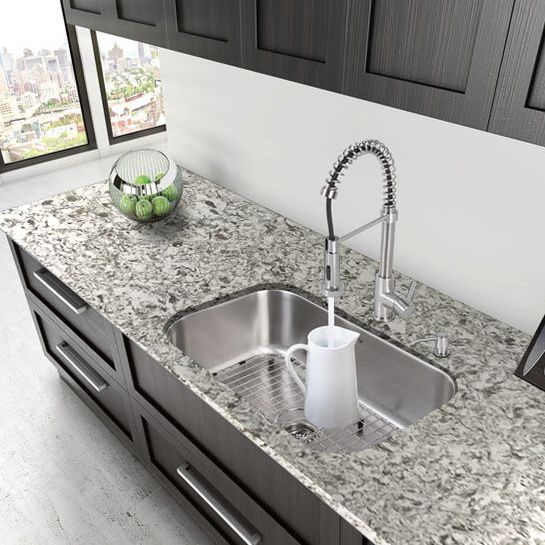 Mirroring The Complex Movements Of Traditional Granite Our Hot New Uquartz Color Bian Farmhouse Sink Kitchen Apron Sink Kitchen Farmhouse Apron Kitchen Sinks