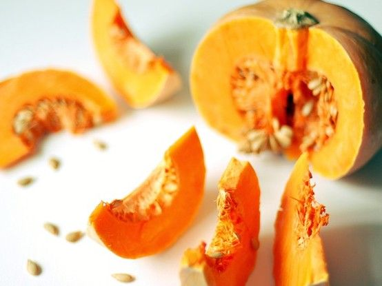 DIY Pumpkin Mask: 1/2 Cup Pumpkin Pulp, Raw, Mashed till it becomes a paste  2 Eggs  1 Tsp Almond Milk  2 Tsp Apple Cider Vinegar  Apply to clean skin and leave on for 15 minutes. Rinse and immediately apply moisturizer.  GOOD FOR: Reducing breakouts, brightening skin