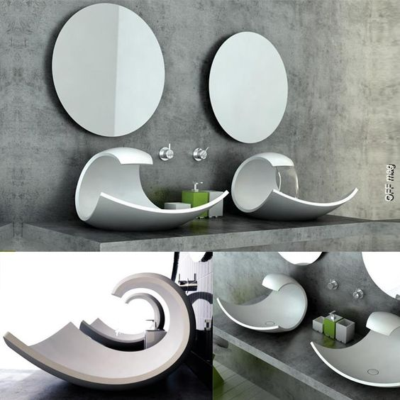 SUPER STYLISH ...: Contemporary Bathrooms, Bathroom Style