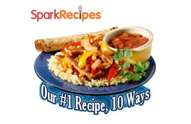 Our most popular slow cooker recipe can be transformed into 10 different meals! Talk about easy!