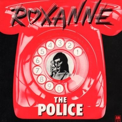 The Police – Roxanne (single cover art)