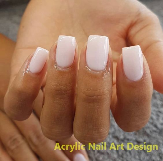 20 Great Ideas How To Make Acrylic Nails By Yourself 1 Nailart Naildesign Square Nail Designs Wedding Nail Art Design Pink Manicure