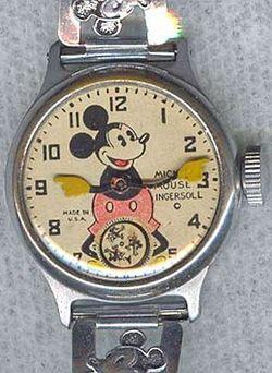 Reloj de Robert L.