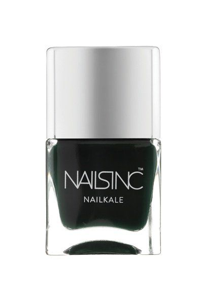Pin for Later: 23 New Polishes to Spice Up Your Fingers For Fall Emerald Nails Inc NailKale in Bruton Mews ($14)
