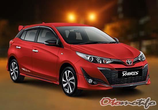 Harga Toyota Yaris 2020 Tipe Manual Matic Trd Sportivo Otomotifo Toyota Mobil Interior