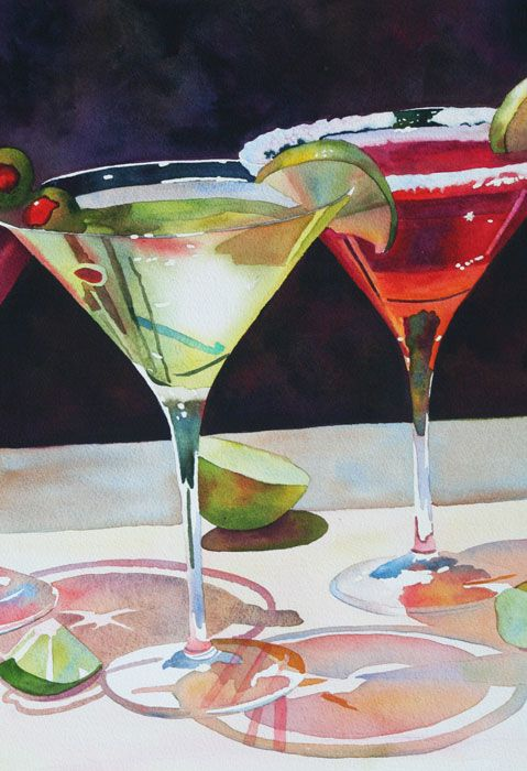 Pinterest the world s catalog of ideas for Paint and cocktails