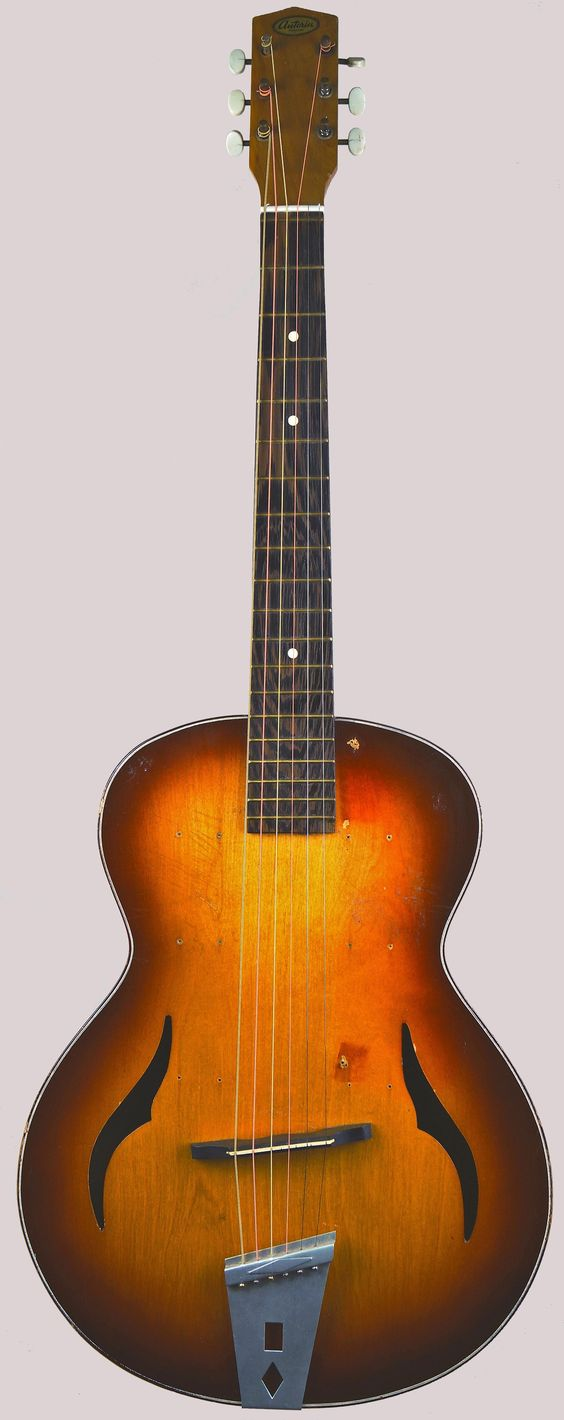 60s Archtop Guitar