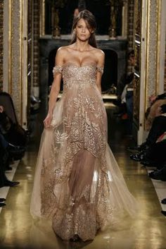 Wow! I need this dress...  Zuhair Murad Haute Couture