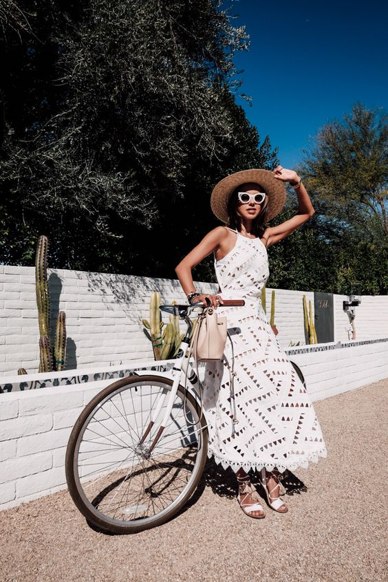 VivaLuxury - Fashion Blog by Annabelle Fleur: LOVELY LACE :: PALM SPRINGS TRAVEL…