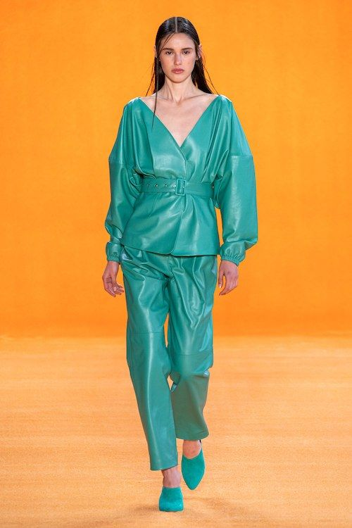 Sally LaPointe Spring 2020 Ready-to-Wear | ALMAZE