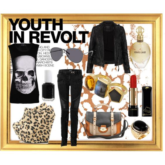 We are the youth of the nation, created by barielexa.polyvore.com