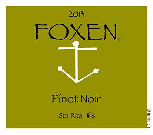 2013 FOXEN Sta. Rita Hills Pinot Noir 750 mL ** Check this awesome image @