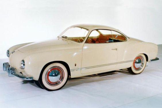 OG | 1955 Volkswagen / VW Karmann-Ghia Type 14 | Prototype dated 1953