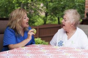 Speech Therapy at Home | Care Advantage Blog