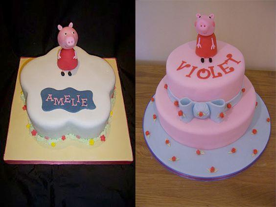 Peppa Pig Collage