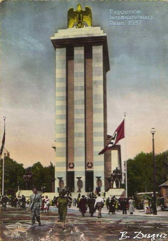 1937 - Paris - Exposition Internationale
