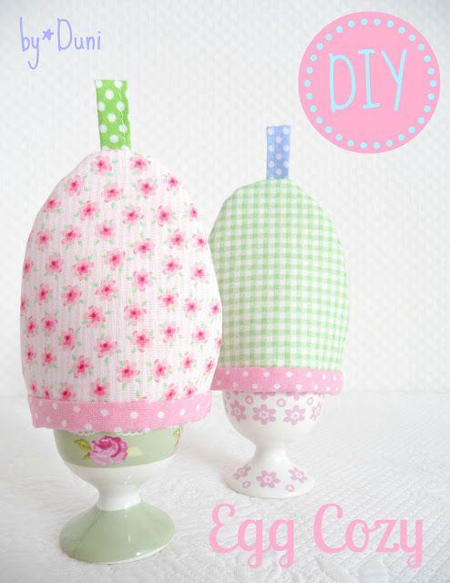 Duni's Studio: DIY Egg Cozy