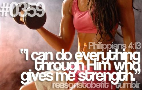 I need a workout partner! ahh!