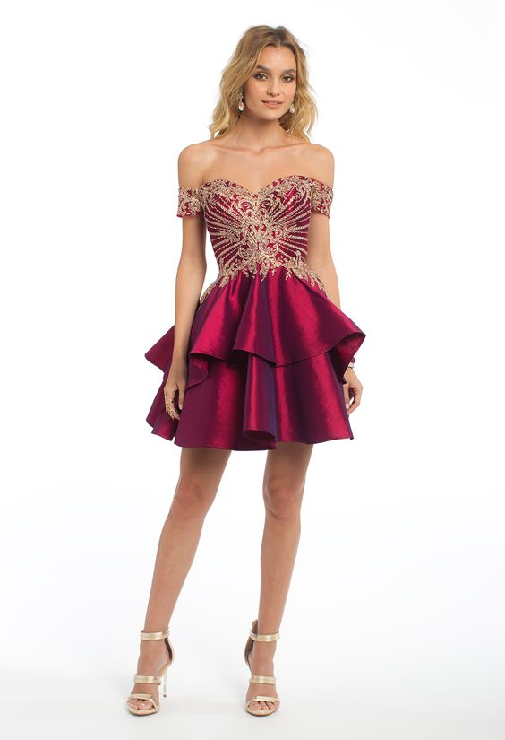 You Need To Try Homecoming Dresses