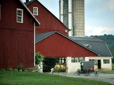 ~ Amish Farms ~ Sarah's Country Kitchen ~