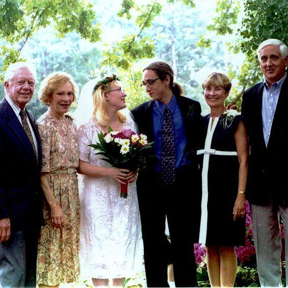 when presidential offspring marry low key wedding jimmy