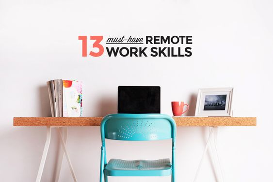 Remote Work Tips 27731