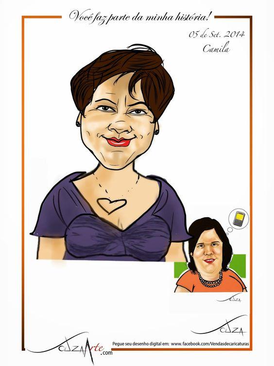 Evento: 05 / Set/ 2014 - Caricatura pacotão SouzaArte http://www.souzaarte.com/#!untitled/cnfd/tag/Brindes%20para%20noivas%20rj