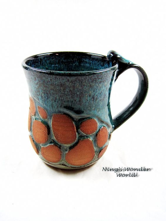 How cool is this mug?  There are a few other things I really like on this etsy site