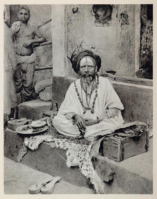 Hindu Sadhu 1928: