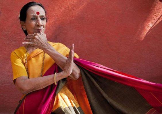 Mrinalini Sarabhai legendary Indian classical dancer dies