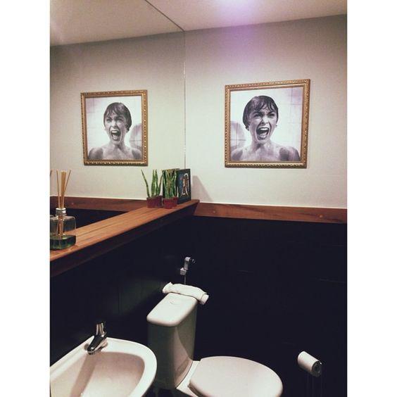 lavabo da casinha.  #lavabo #homedesign #decor