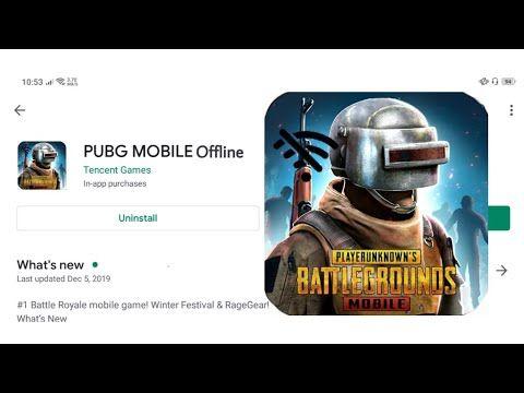 Pubg Mobile Offline Game Download Pubg Offline In Play Store How To Play Pubg Offline Downloader Http Exe Download Games Offline Games Battle Games