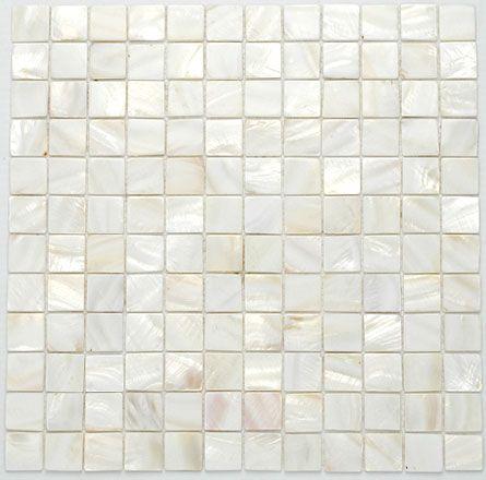 Kitchen Tile Texture white glass mosaic tiles. lovely, like seashells.   countertops