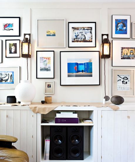 How A Design Pro Does IKEA  #refinery29  http://www.refinery29.com/ikea-decorating-ideas