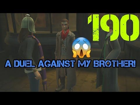 Harry Potter Hogwarts Mystery 190 A Duel Against Jacob Playthrough Youtube Hogwarts Mystery Hogwarts Mystery