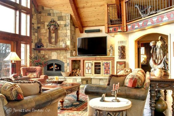 Pinterest the world s catalog of ideas for Native american interior design