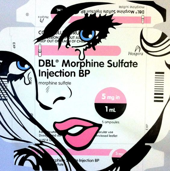 dbl, morphone, sulphate, pop, art