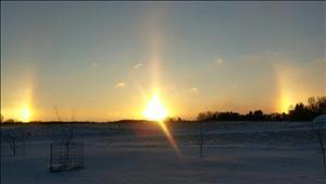 Sun dogs invade Minnesota | kare11.com