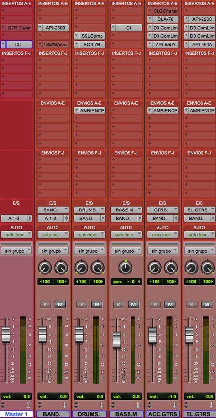 master fader mezcla, 5 herramientas de pro tools para produccion musical, http://promocionmusical.es/produccion/: