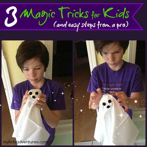 Magic Tricks - thesprucecrafts.com