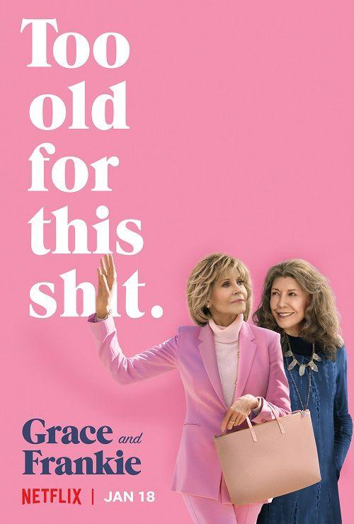 Grace And Frankie Season 5 Frankie Best American Tv Series
