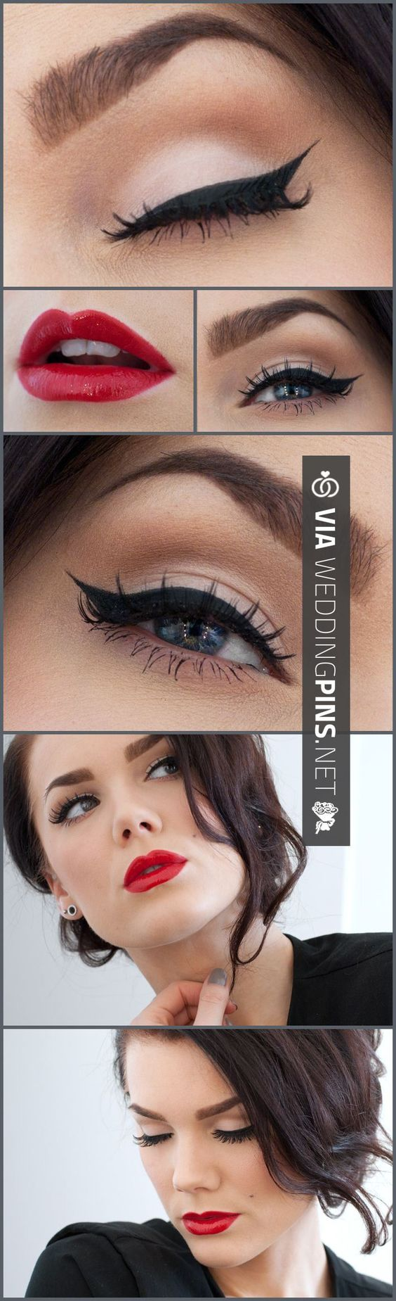 Hollywood Glam Wedding Makeup : Cool - old hollywood glam CHECK OUT MORE GREAT WEDDING ...